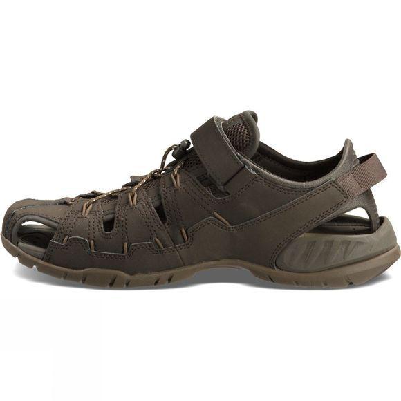 965077e9e7318 Teva Mens Dozer 4 Sandal