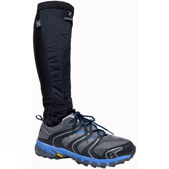 Extremities Fella Gaiter Black