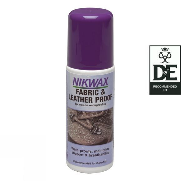 Nikwax Fabric & Leather Proofer 125ML .