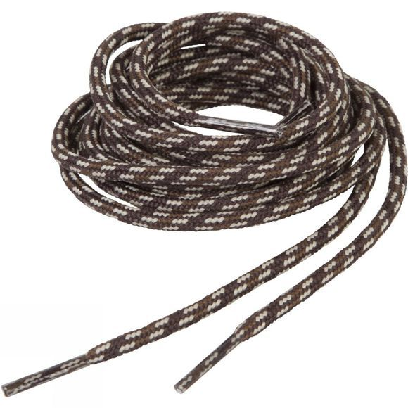 Scarpa Round Laces 160cm BROWN/BEIGE