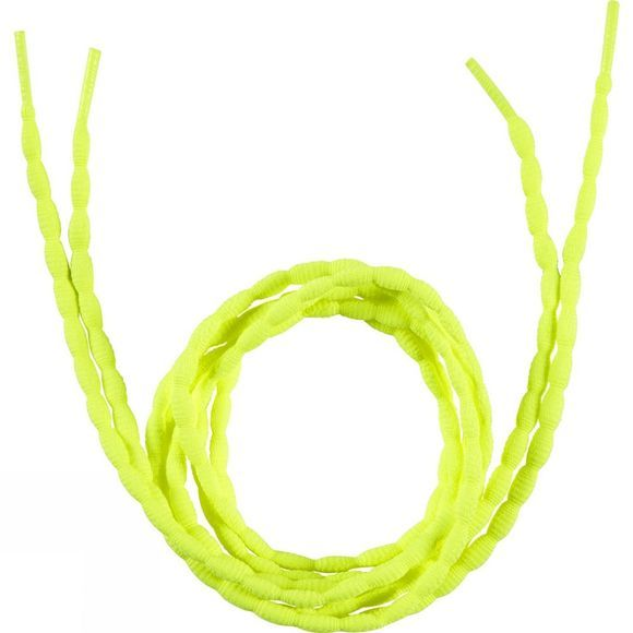 Ronhill Bubble Shoe Lace 45in Fluo Yellow