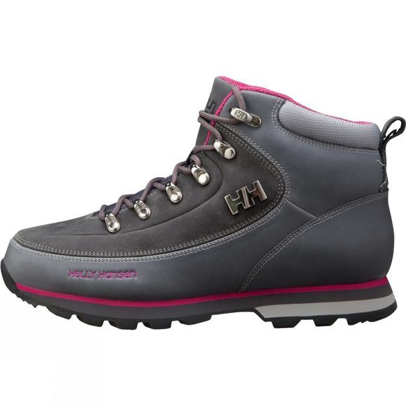 Helly Hansen Womens The Forester Boot Mid Grey/ Hot Pink