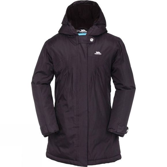 Trespass Girls Vee Jacket Black