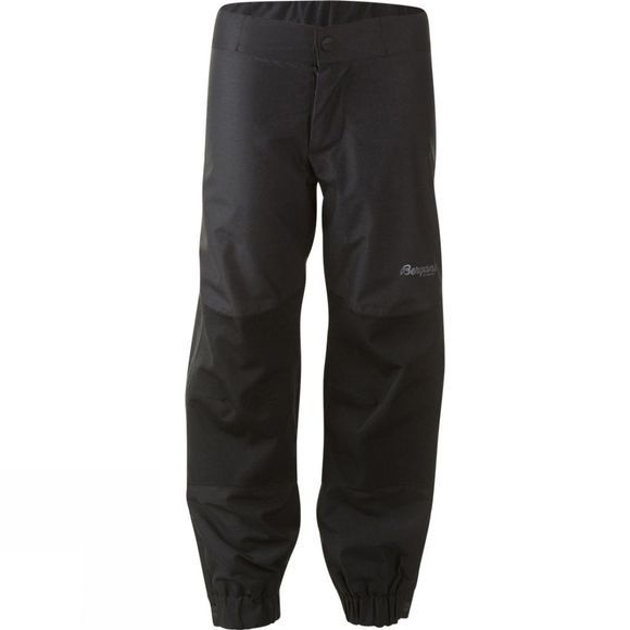Bergans Kids Knatten Pants Black