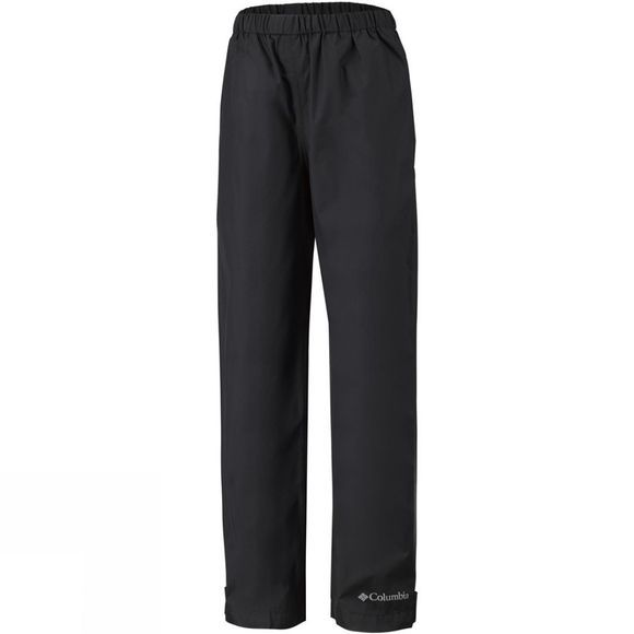 Columbia Kids Trail Adventure Waterproof Pants Black