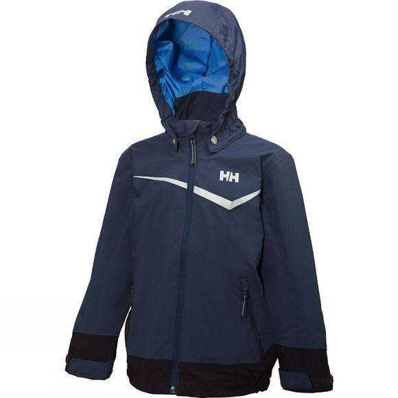 Helly Hansen Kids Shelter Jacket Evening Blue