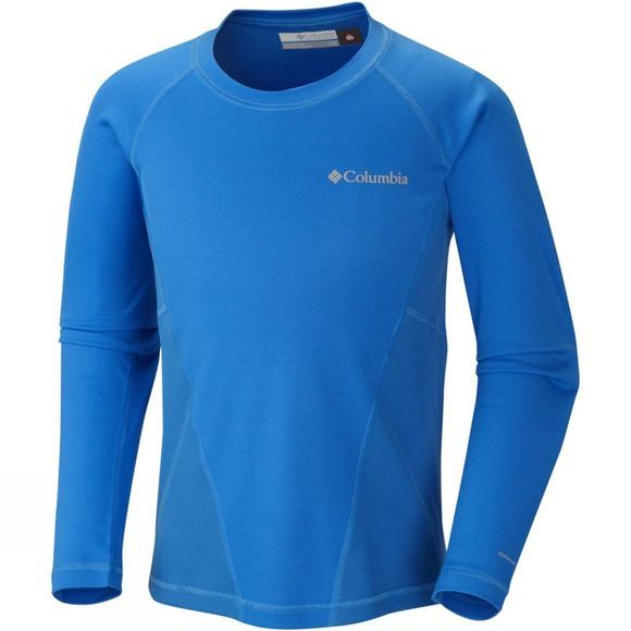 Columbia Boys Midweight Crew 2 Hyper Blue
