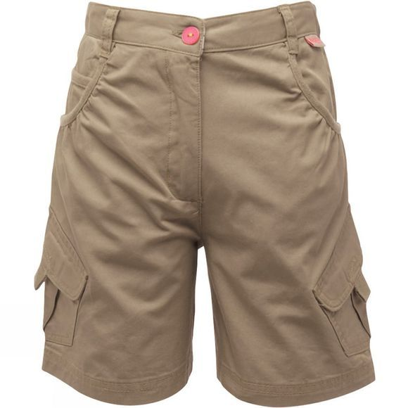 Regatta Moonshine Shorts Age 14+ Toffee