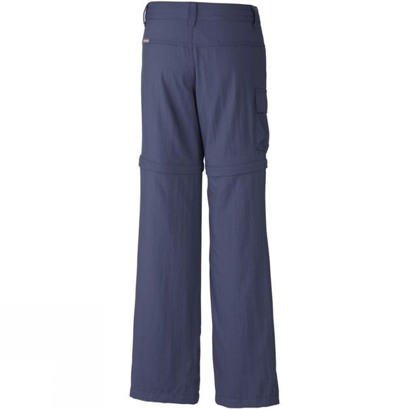 Girls Silver Ridge III Convertible Pants Age 14+
