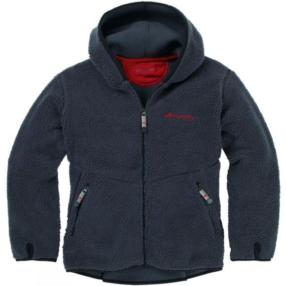 Sprayway Boys Rebel Sherpa Fleece Dark Graphite
