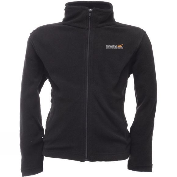 Regatta Youths King II Fleece Age 14+ Black