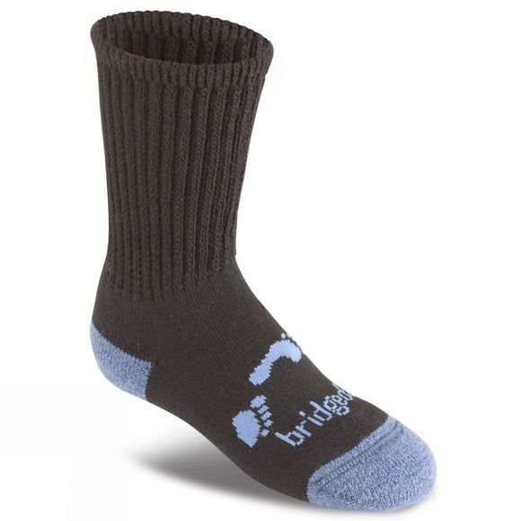 Bridgedale Woolfusion Trekker Junior Sock Black