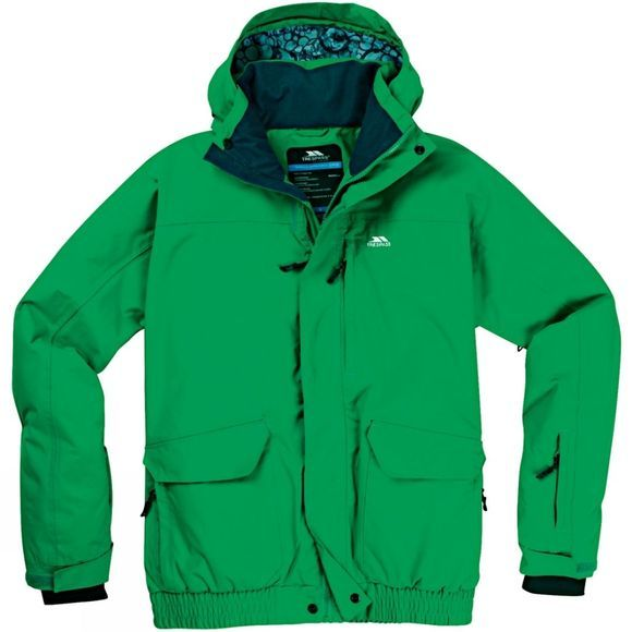 Trespass Youth Allenspark Jacket Clover