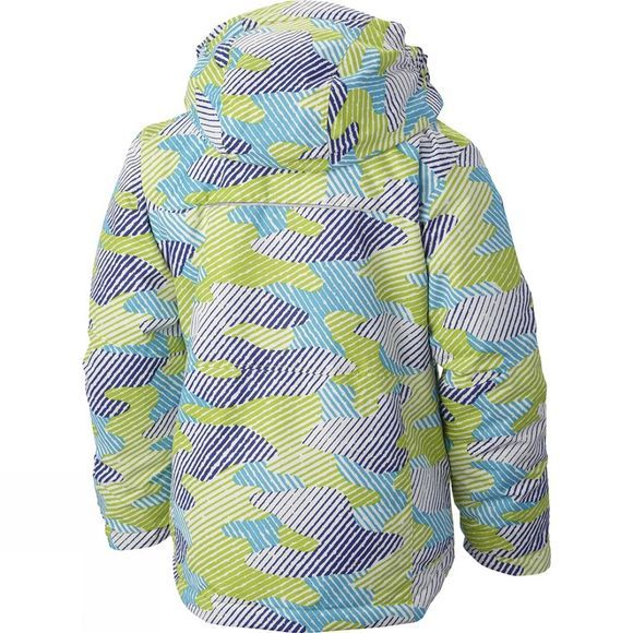 Columbia Nordic Jump Jacket Age 14+ Light Grape Camo