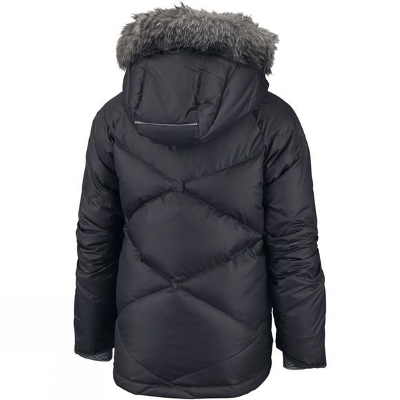 Columbia Girls Mini Lay 'D' Down Puffer Black