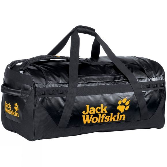 Jack Wolfskin J Wolf Expedition Trunk 100 Duffle Bag Black