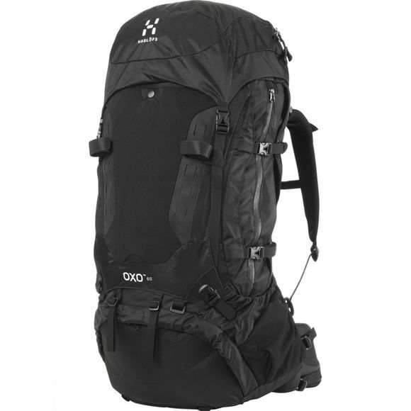Haglofs OXO Expedition Backpack 60L True Black
