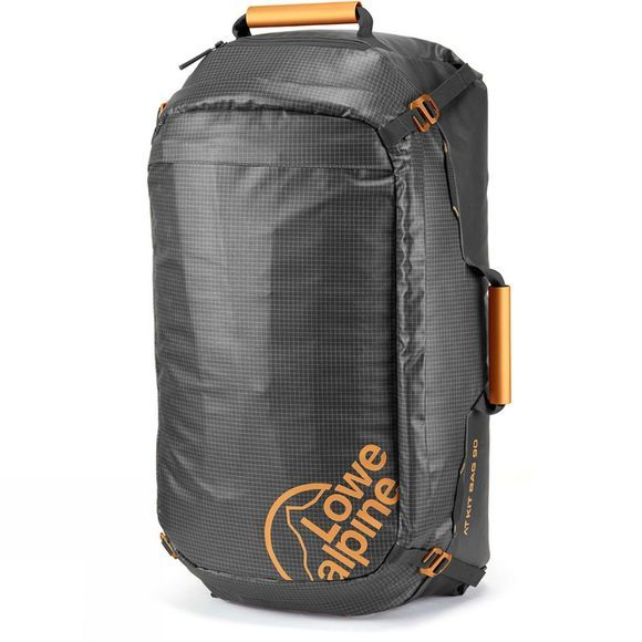 Lowe Alpine AT Kit Bag 90 Anthracite/Amber