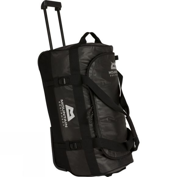 Mountain Equipment Roller Kit Bag 70L Black