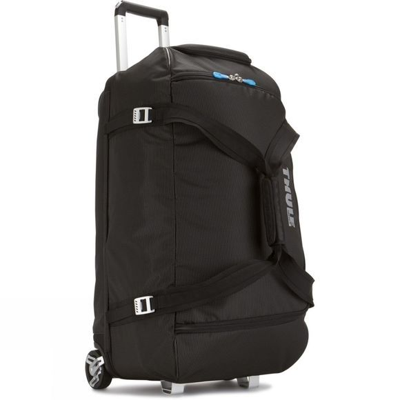 Thule Crossover 87 Rolling Duffel Black