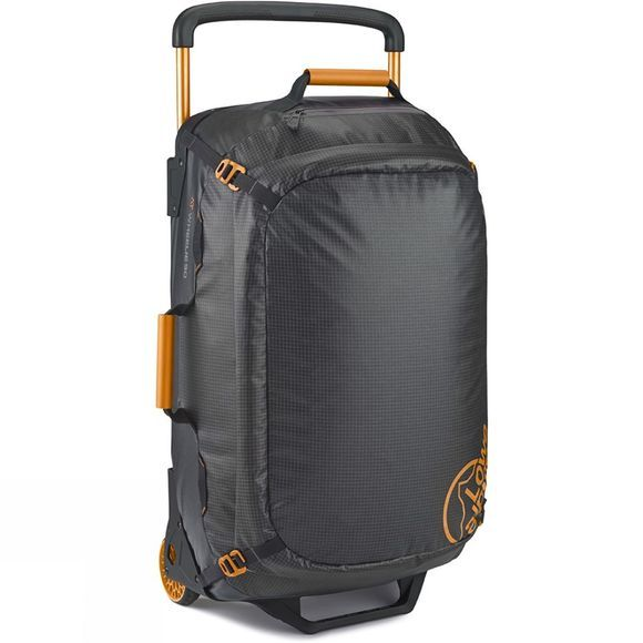 Lowe Alpine AT Wheelie 90 Travel Duffel Anthracite/Amber