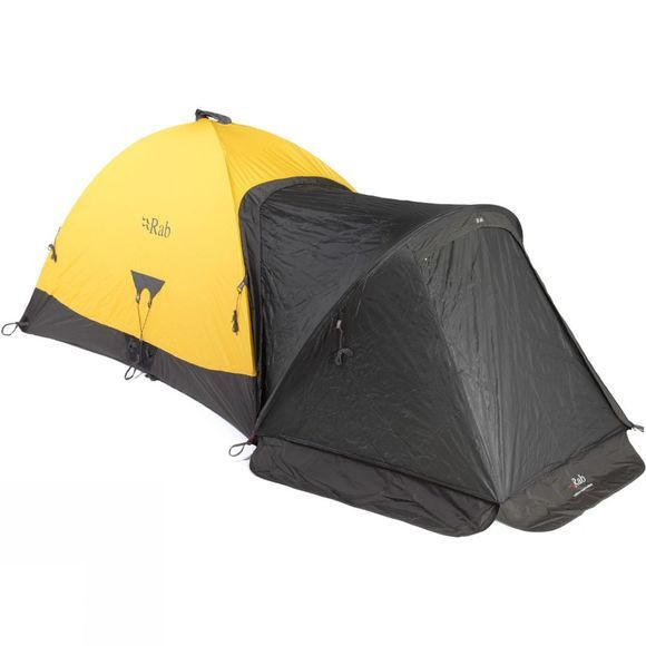 Rab Latok Mountain 2 Vestibule Dark Shark