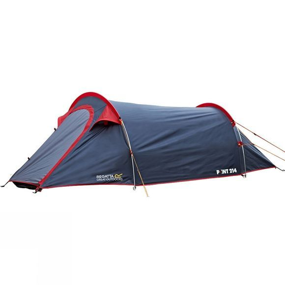 Regatta Halin 2 Tent Seal Grey / Pepper