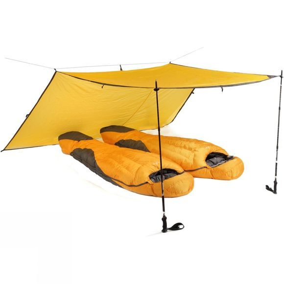 Rab Siltarp 2 Yellow