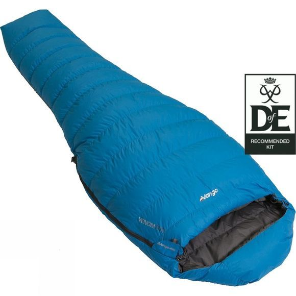 Vango Venom 300 Sleeping Bag Imperial Blue