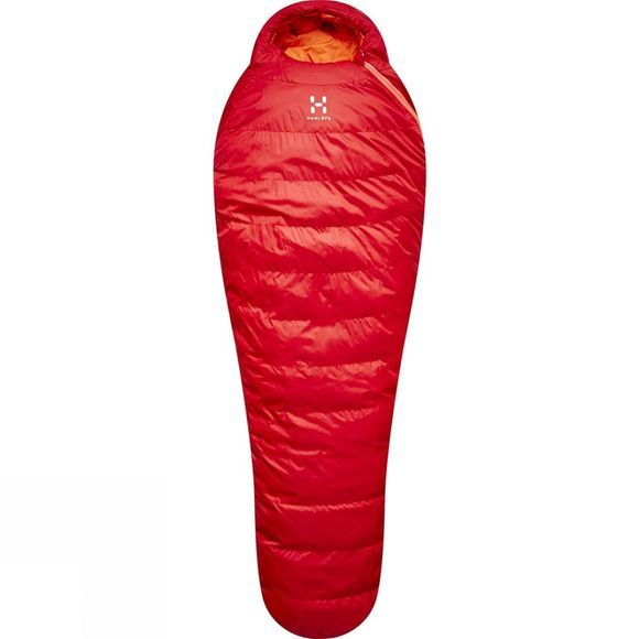 Haglofs Ursus -9 Short Sleeping Bag Rich Red
