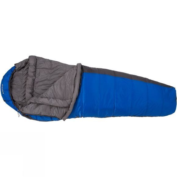 Ayacucho Sirius 200 Sleeping Bag Long  Blue/Charcoal