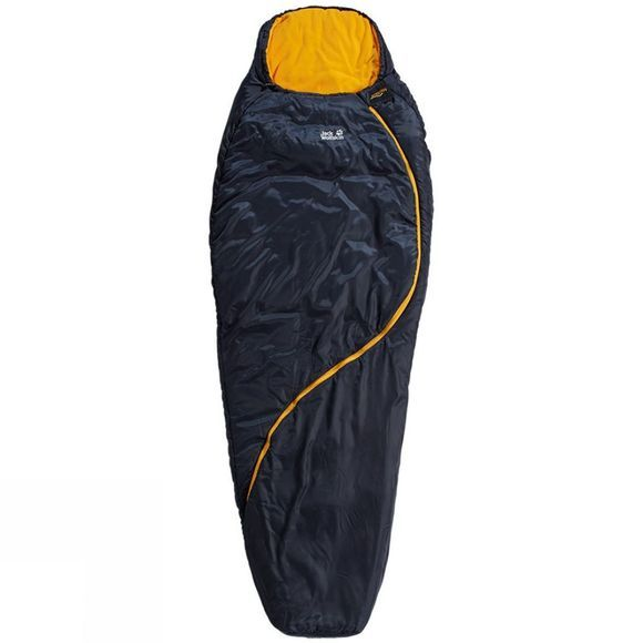 Jack Wolfskin Womens Smoozip -5 Sleeping Bag Night Blue