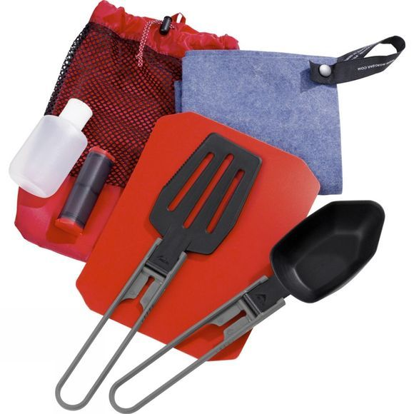 MSR Ultralight Kitchen Set .