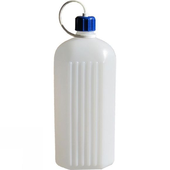 Highlander Octagonal Bottle 1 litre No Colour