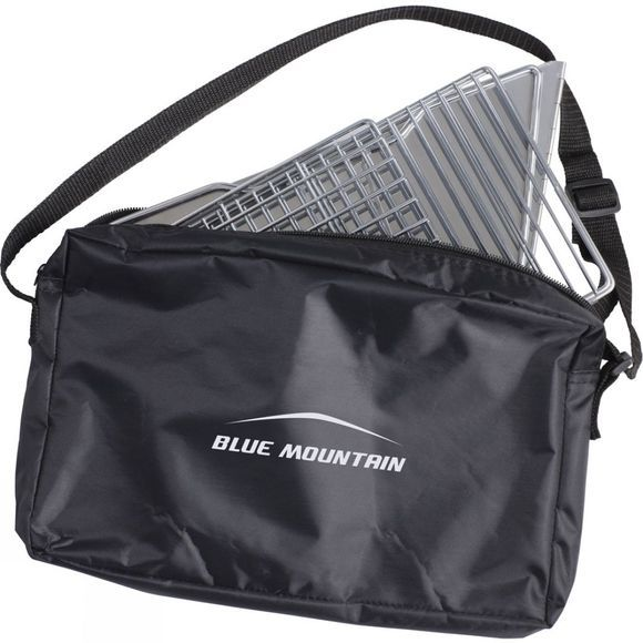 Blue Mountain Folding BBQ Black