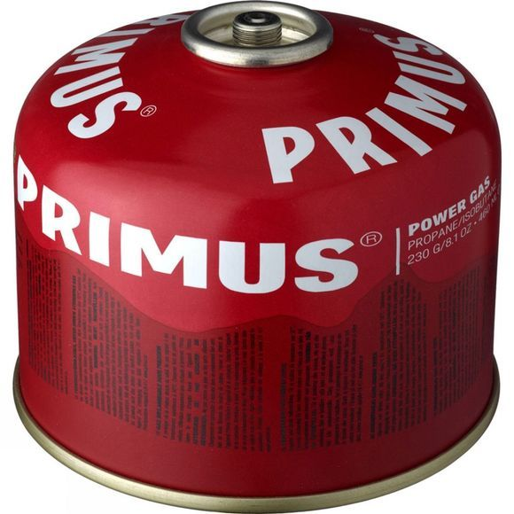 Primus Power Gas Cartridge 230g .