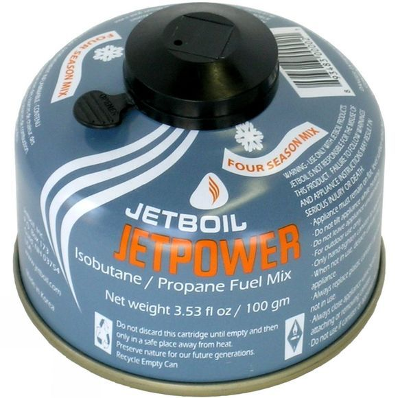 Jetboil Jetpower Fuel 100g No Colour
