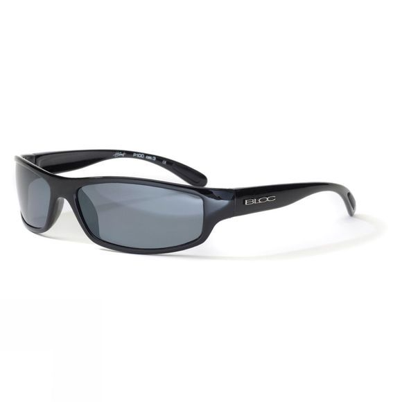 Bloc Hornet Sunglasses Black/Polarised