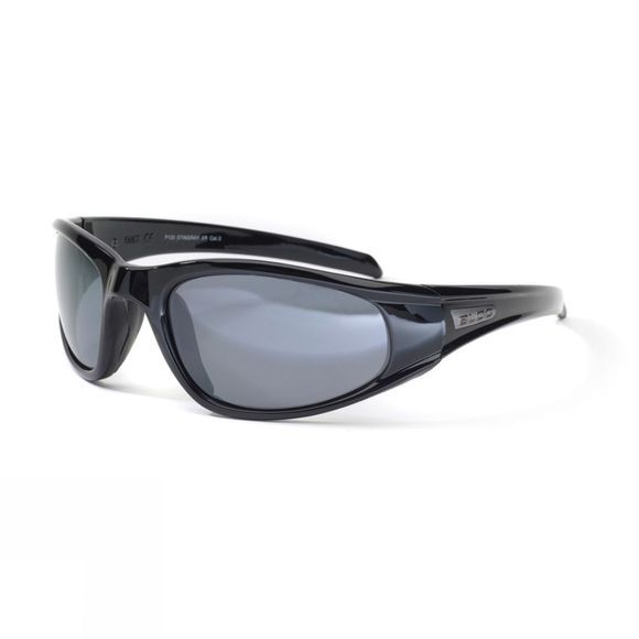 Bloc Stingray XR Polarised Sunglasses Shiny Black/Polarised