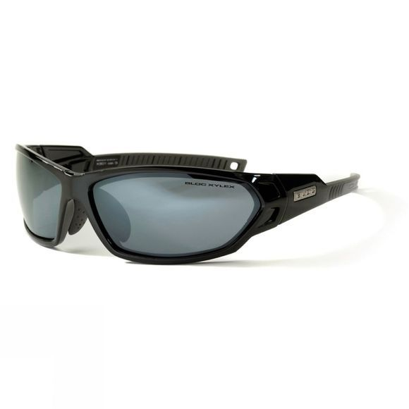 Bloc Scorpion Polarised Sunglasses Shiny Black/Polarised