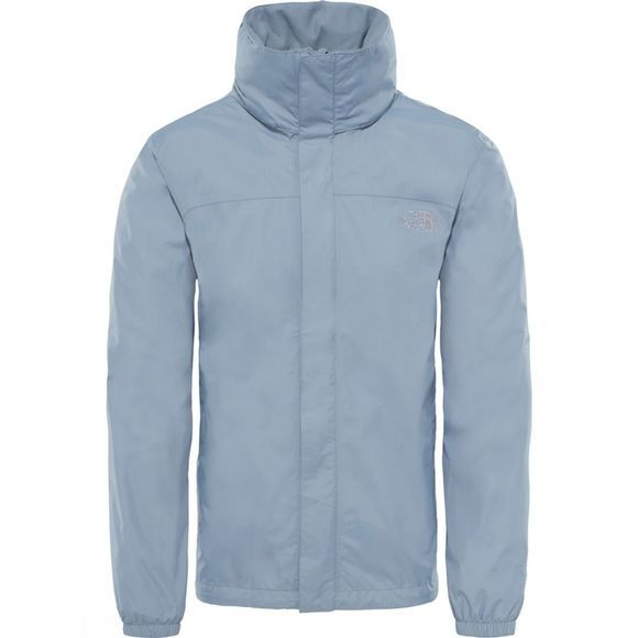 The North Face Mens Resolve Jacket Mid Grey/Mid Grey