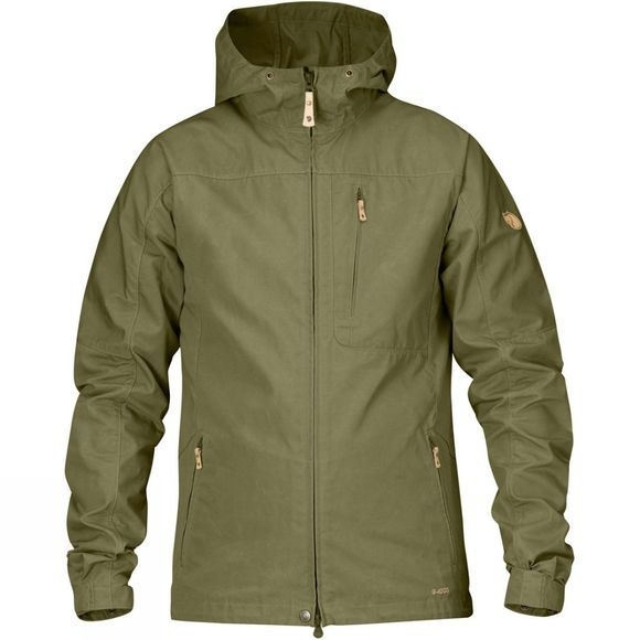 Fjallraven Men's Sten Jacket Savanna