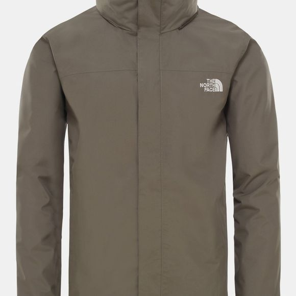 The North Face Mens Sangro Jacket New Taupe Green