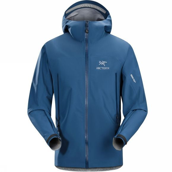 Arc'teryx Mens Zeta LT Jacket Cosmic