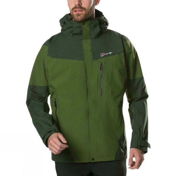 Berghaus Mens Arran Jacket Chive