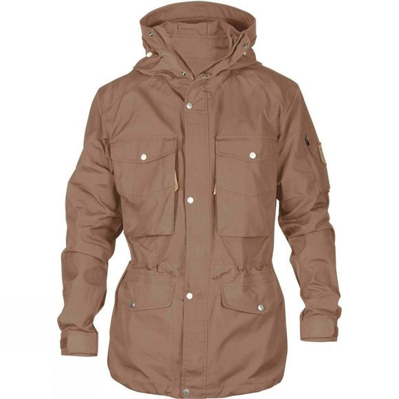 Fjallraven Men's Singi Trekking Jacket Dark Sand
