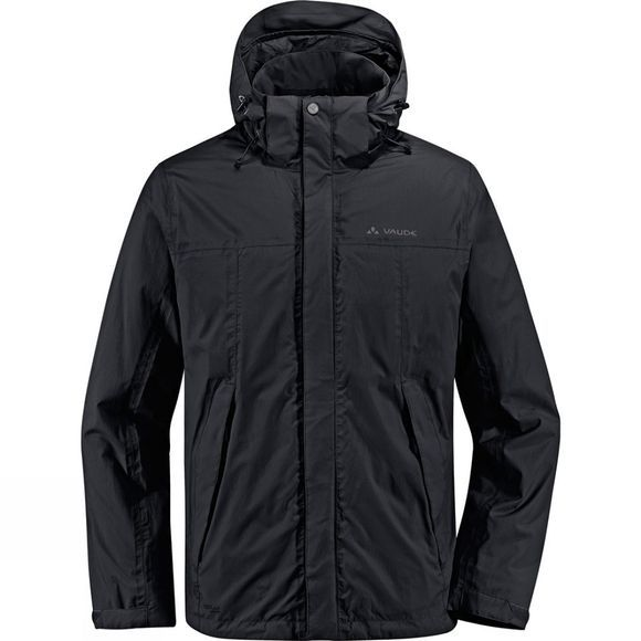 Vaude Mens Escape Pro Jacket Black