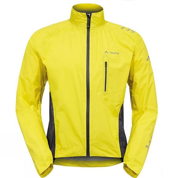 Vaude Mens Spray Jacket IV Canary