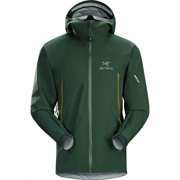 Arc'teryx Mens Zeta AR Jacket Conifer