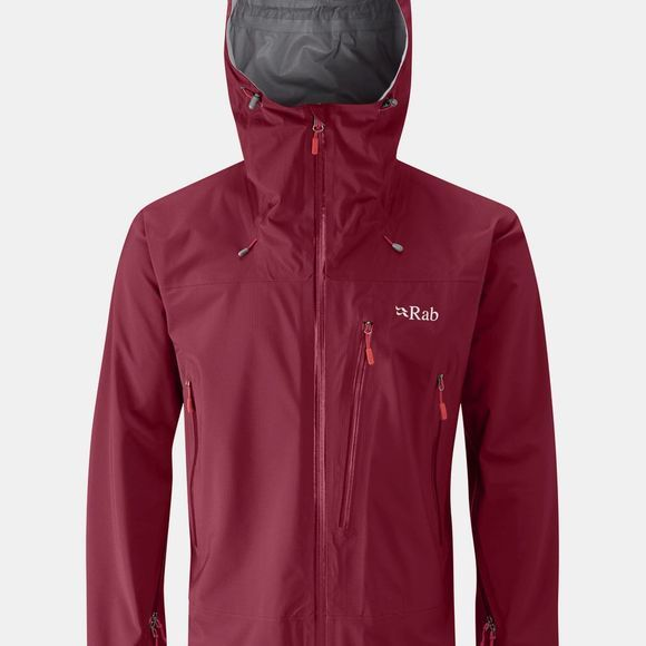 Rab Mens Firewall Jacket Rococco